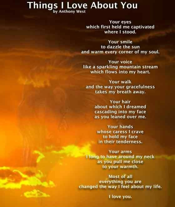 Pin by iesha block on amazing love | Love poems for him