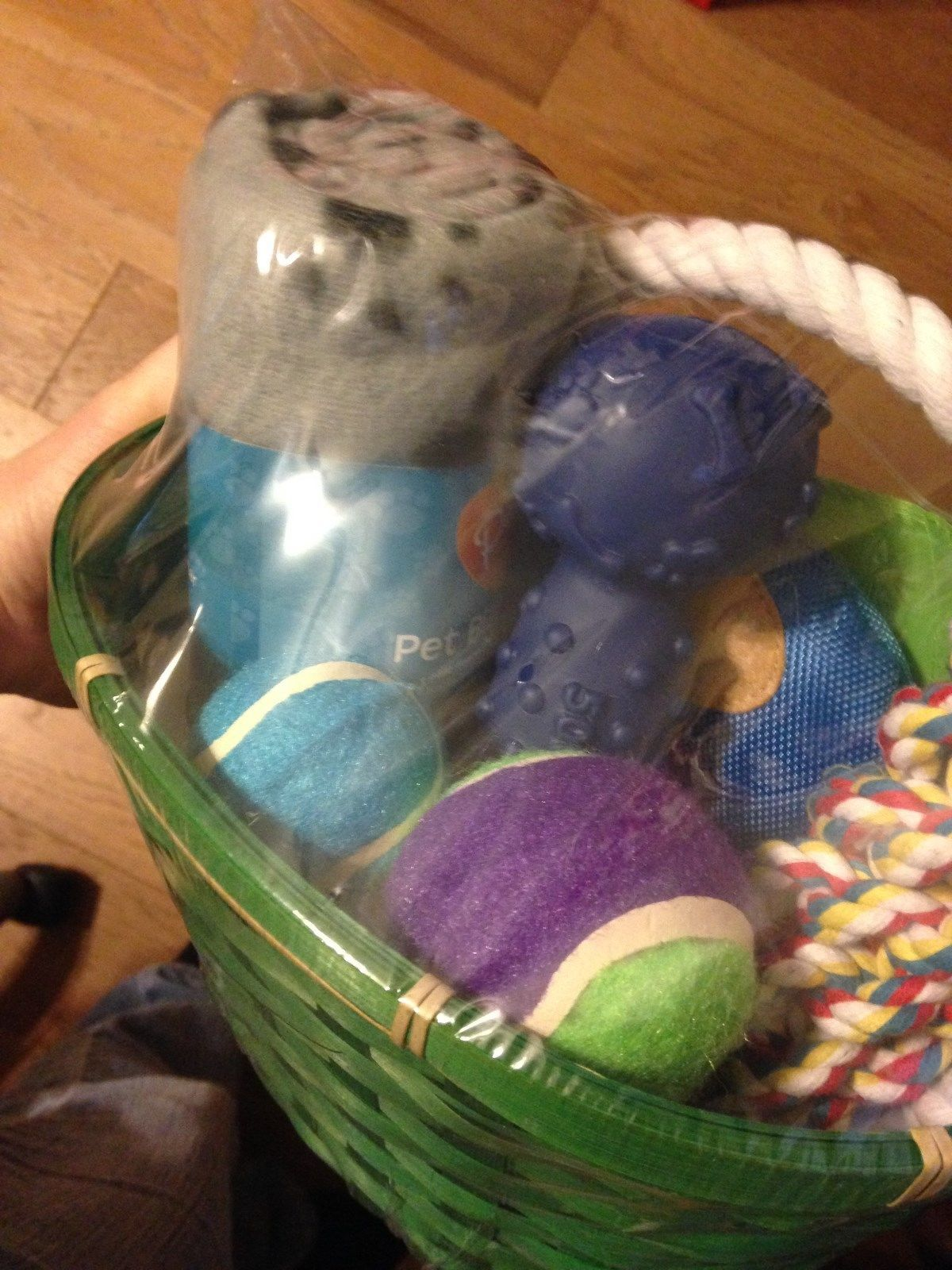 Dog gift basket fisherman pinterest dog gifts baskets and dog gift basket negle Images