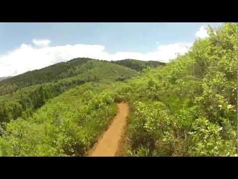 Hobble Creek Utah Dirt Bike Atv Trail Review Bike Trails Atv Trail