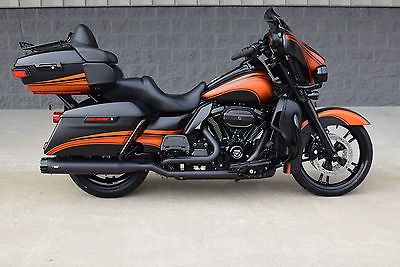 Harley 2017 Davidson Touring Ultra Limited Custom 1 Of A Kind 15k In Xtra S Black Ops Edition Please Retweet