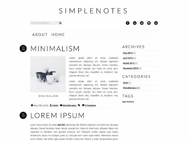Best Free WordPress Themes for Writers | Wordpress, Blogging and Free