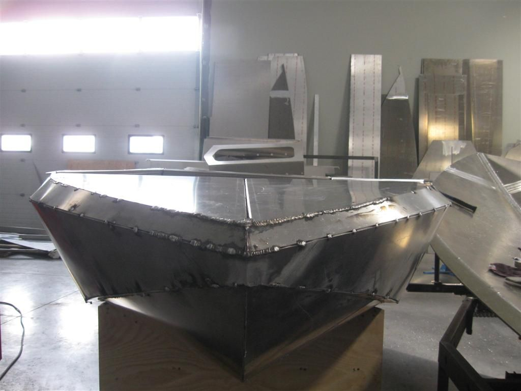 Home built jet dinghy s from new zealand boat design forums - In The Water 3m Hull Seadoo Running Gear