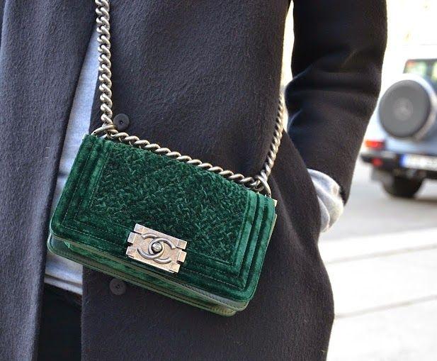 33640c9f85e7 Chanel velvet bag   Timeless is always chic   Handmade Luxury ...