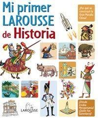 El primer libro de historia para divertirse a través de los tiempos: cazar mamuts con el hombre prehistórico, conocer los secretos de las momias egipcias, atacar un castillo medieval, construir catedrales con los artesanos, participar en la creación de la Unión Europea. ENLACE AL CATÁLOGO https://www.juntadeandalucia.es/cultura/rbpa/abnetcl.cgi?&SUBC=CO/CO00&ACC=DOSEARCH&xsqf99=(978-84-8016-968-4.t020.)