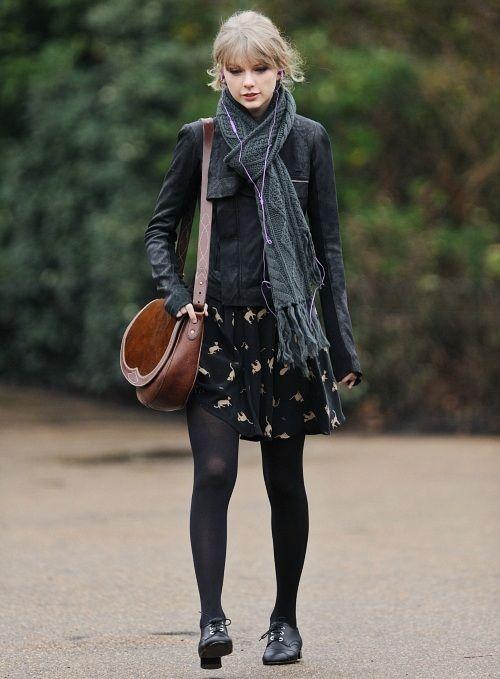 Celebrity Street Style Taylor Swift 39... - Celebrity Street Style