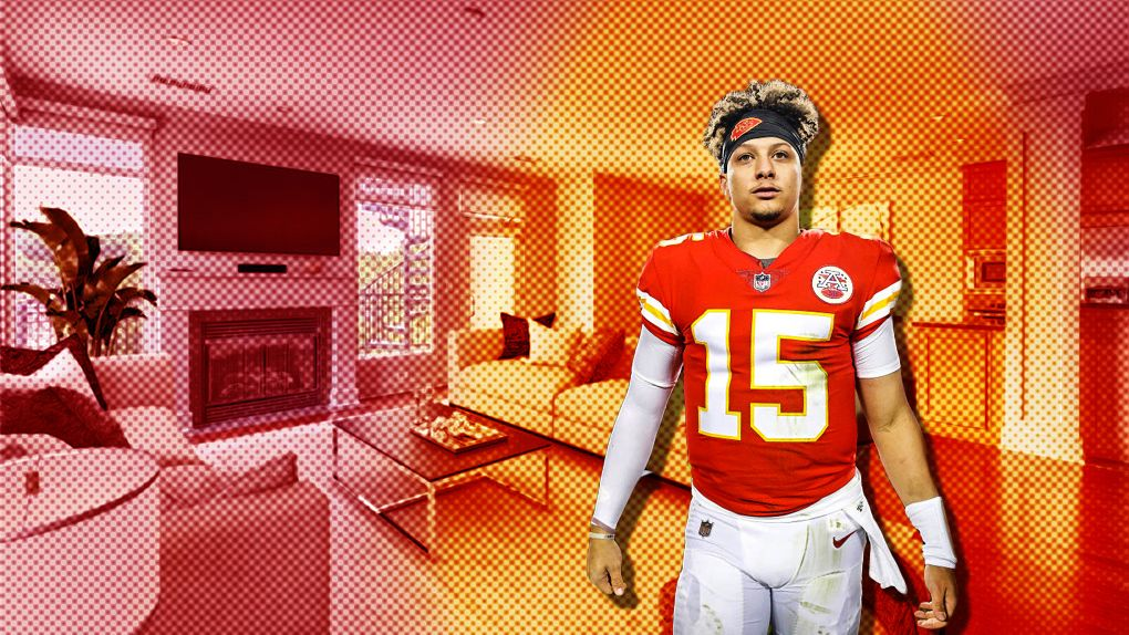 Chiefs Qb Patrick Mahomes Selling His Kansas City Penthouse