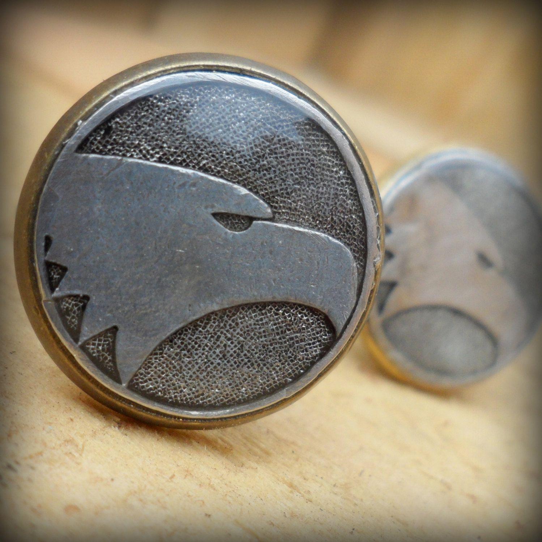 Georgia Southern Eagles Cuff Links Men S Jewelry Men S