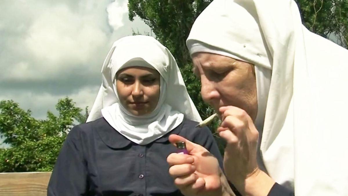 Kaum zu glauben, aber wahr: Nonnen kultivieren Marihuana-Anbau