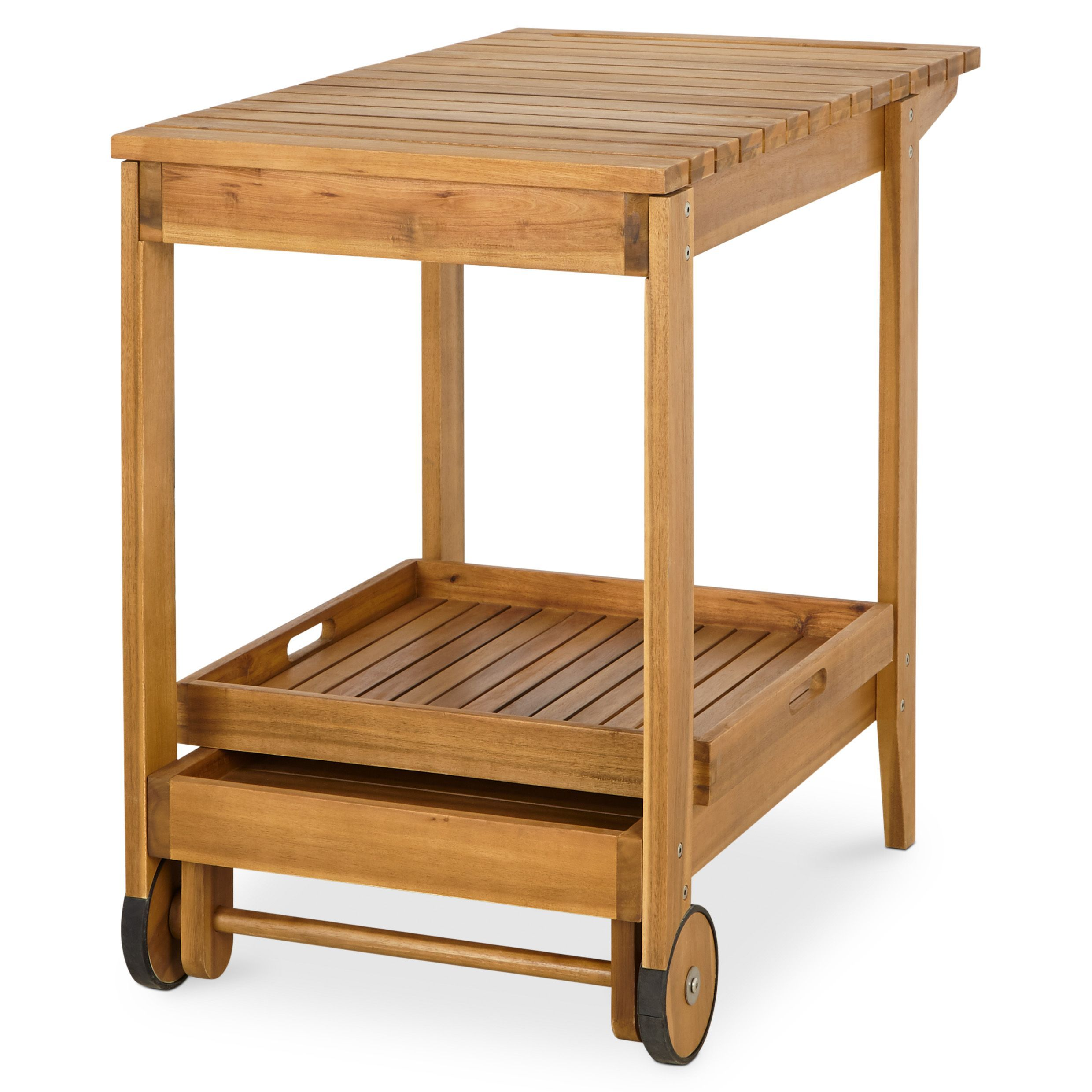 Denia Wooden Garden Trolley B&Q for all your home and