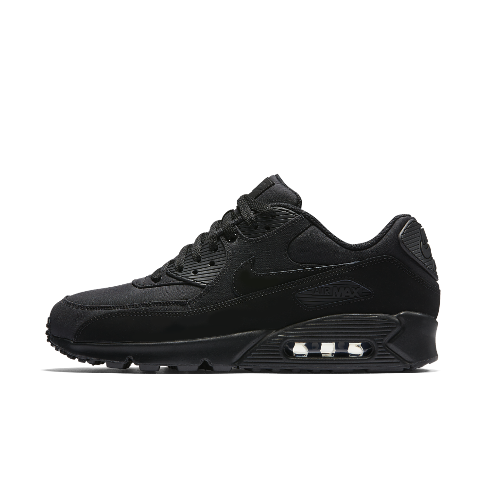 Nike Air Max 90 Essential Men's Shoe Size 11.5 (Black
