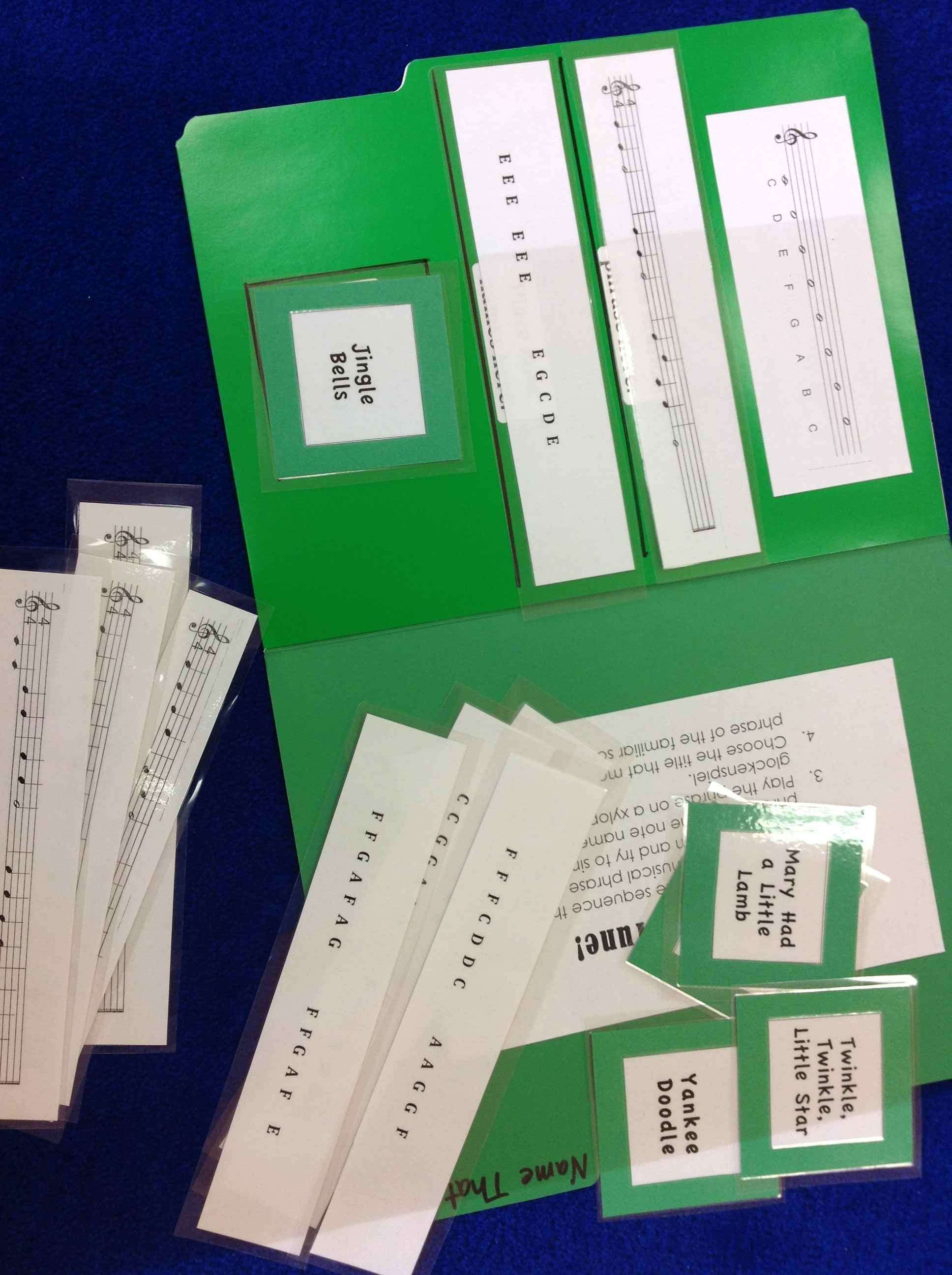 Music Centers Ideas For Music Centers Lessons Games From Katie Traxler