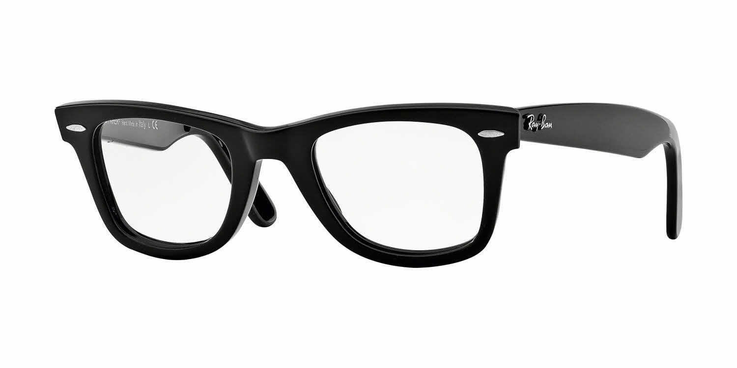 b785285838 Ray-Ban RX5121F - Wayfarer Alternate Fit Eyeglasses