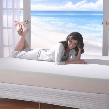 "$200 Queen Spa Sensations 8"" Memory Foam Mattress, Multiple Sizes - Walmart.com"