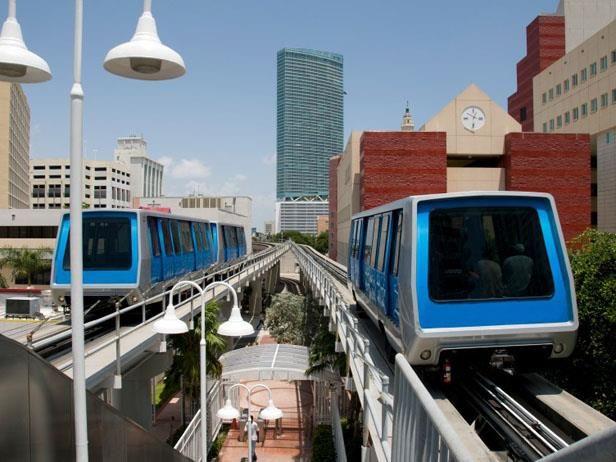 Metro Movers Downtown MIA