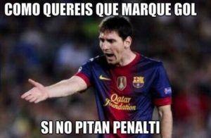 Los Memes Graciosos Del Barcelona Vs Atlético De Madrid Atletico De Madrid Messi Lionel Messi