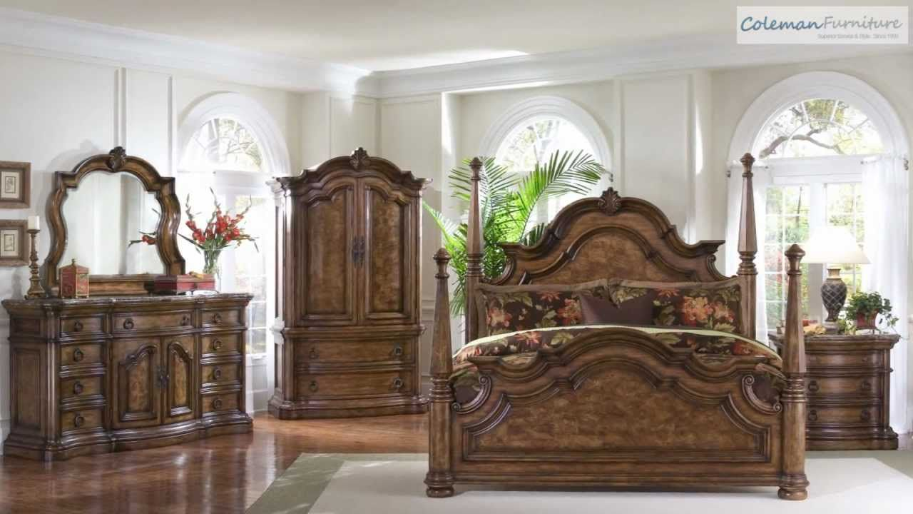 Superior Http://www.colemanfurniture.com/san Mateo Pulaski.html The San Mateo Sleigh  Bedroom Set By Pulaski Furniture. Inspired By The Sun Drenched Warm Days  And ...