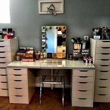 Click To Download Your Beauty Room Makeup Collection Checklist