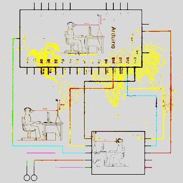 Iot wired world artduino arduino diy map fritzing maps iot wired world artduino arduino diy map fritzing gumiabroncs Images