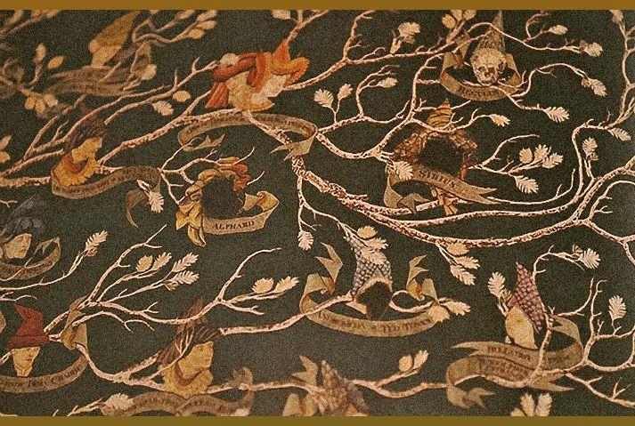 Sirius Black Family Tree Harry Potter Wall Harry Potter Aesthetic Harry Potter