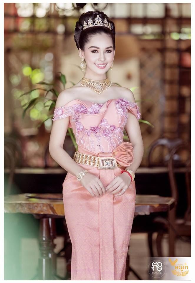 Pin de MawMaw M en Thai dress | Pinterest