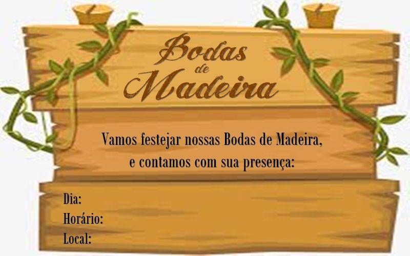Dicas E Ideias Para Bodas De Madeira Bodas 5 Anos De Casamento