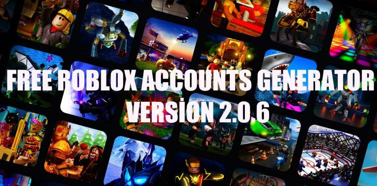 Free Roblox Accounts With Robux Generator 2020 Roblox Accounting Types Of Video Games