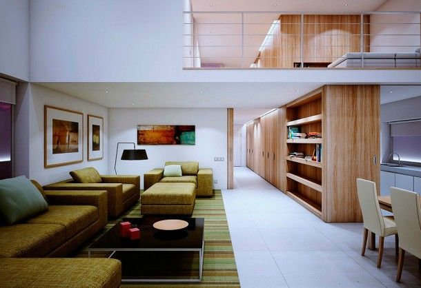 retro furniture and sofas designs - Beautiful Wood Designs by Marc Canut