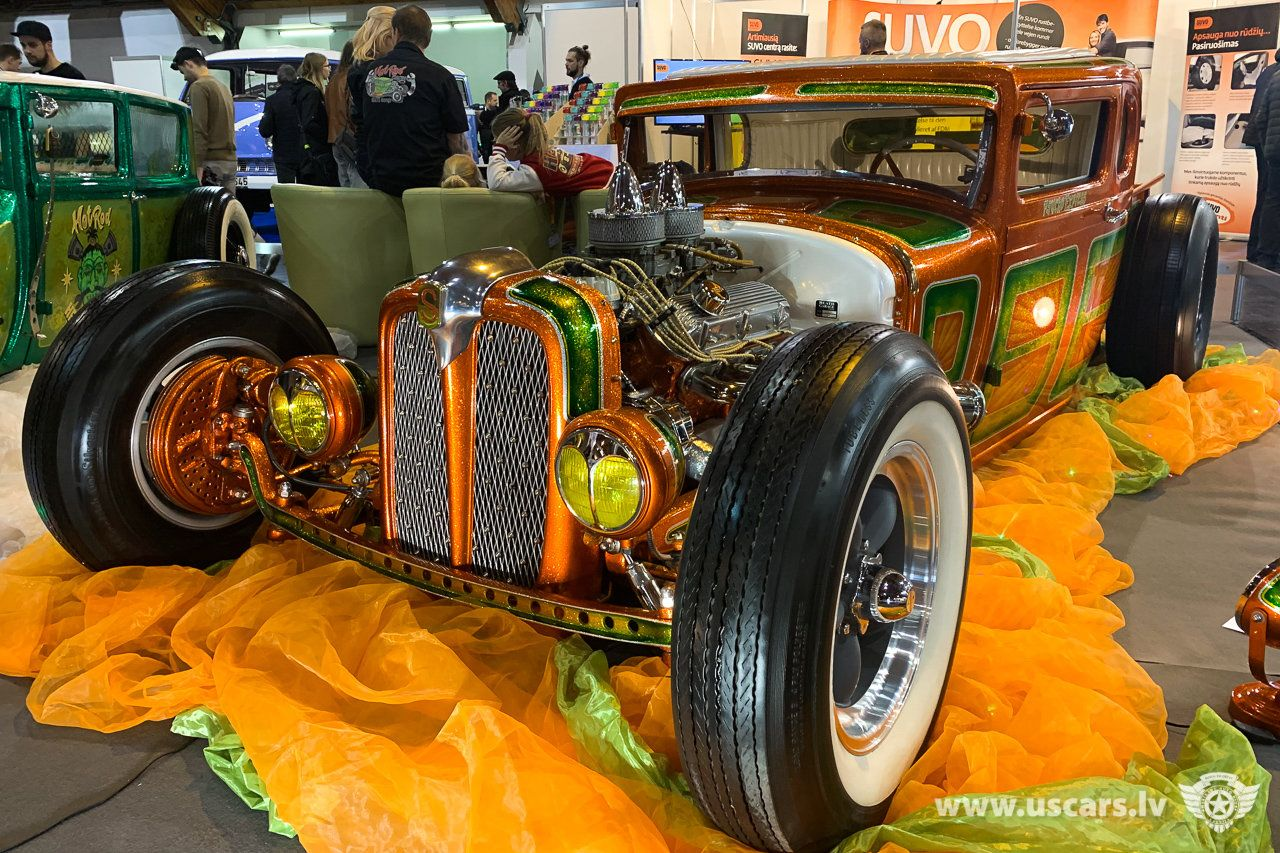 Auto Exotica 2019, Rīga Antique cars, Antiques, Vehicles