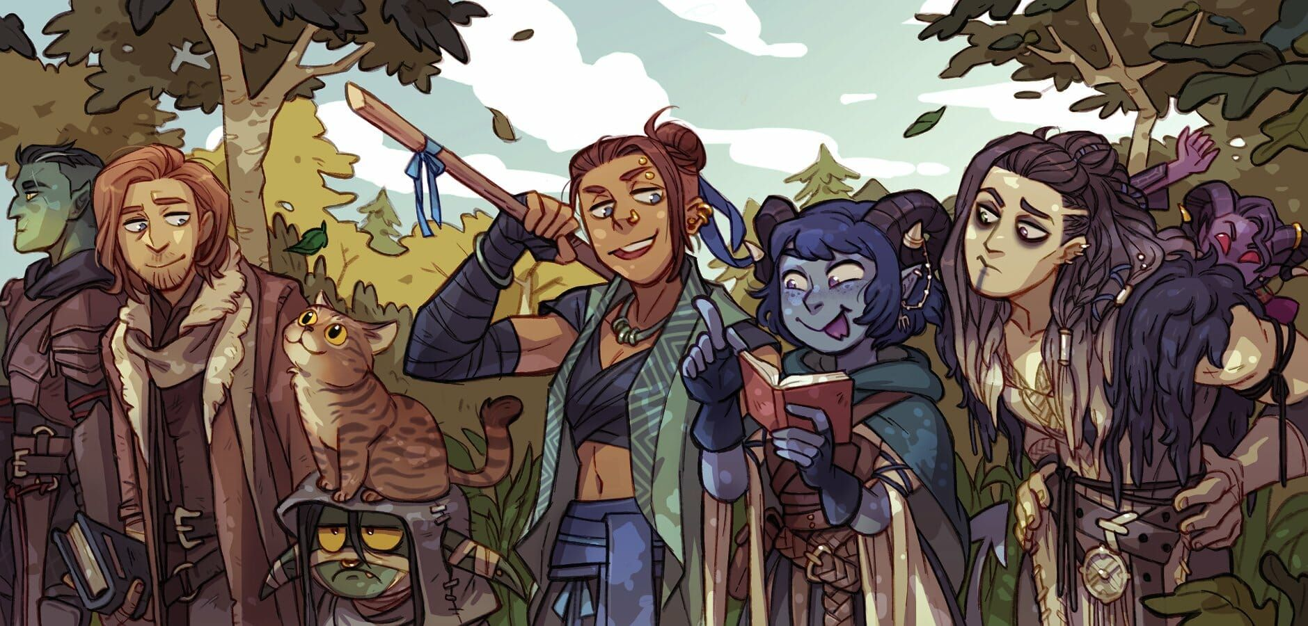 Fan Art Gallery The Lonely Way Critical Role In 2020 Character Art Fantasy Character Design Critical Role Fan Art