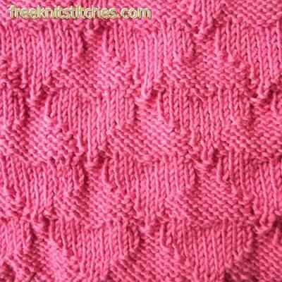Easy Knitting Scarf Patterns For Beginners Hearts Knit2