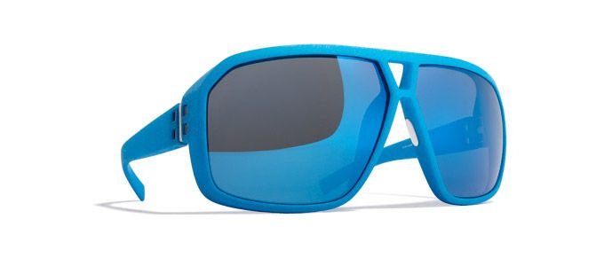 Mykita Mylon colloboration - Icco frame.  Love the color, I have Mykita sunglasses in this color - but love the shape and think they would make amazing glasses