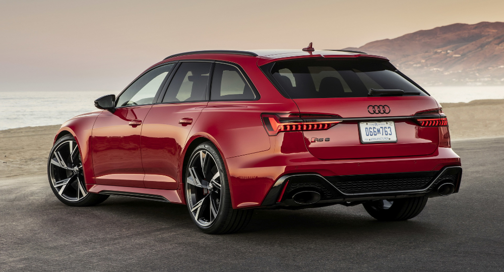 2020 Audi Rs6 Avant Review One Car To Rule Them All Carscoops In 2020 Audi Rs Audi Rs6 Audi