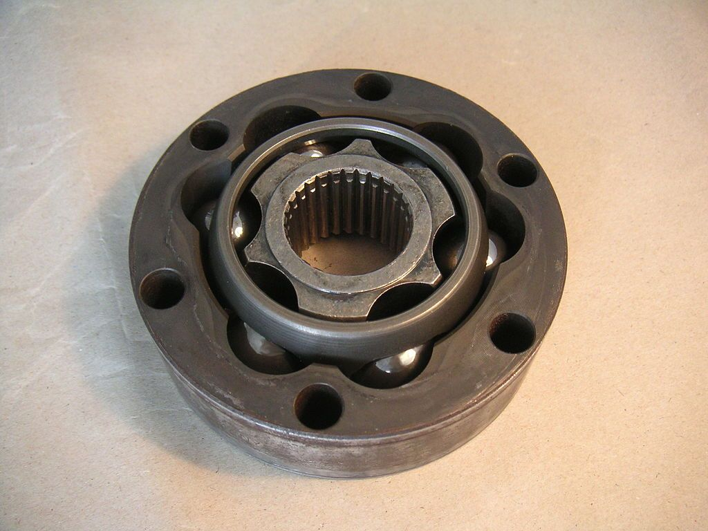 Constantvelocity joint Wikipedia, the free encyclopedia