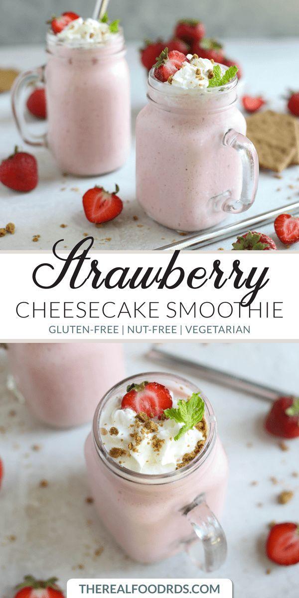 Raspberry Coconut Smoothie Dairy Free Vegan Recipe 3 Week
