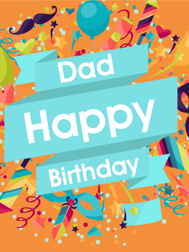 Happy Birthday Card For Dad How Much Do You Love Your Use His This Year To Tell Him Is Filled With Images