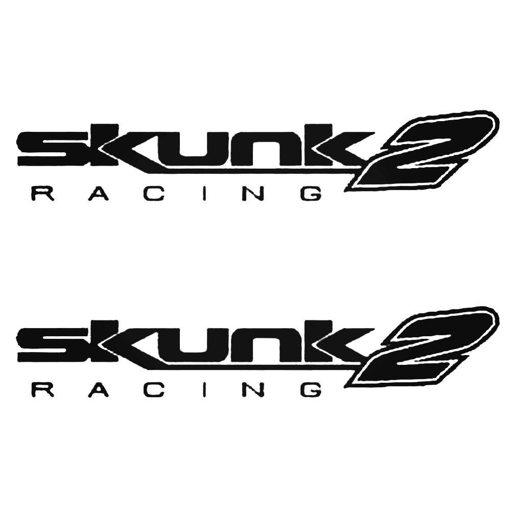 skunk2 decal sticker aftermarket decals pinterest