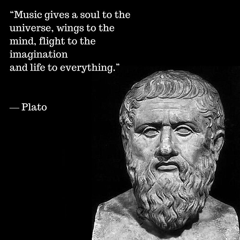 Plato About Music Music Quotes Music Quotes Philosophy Quotes