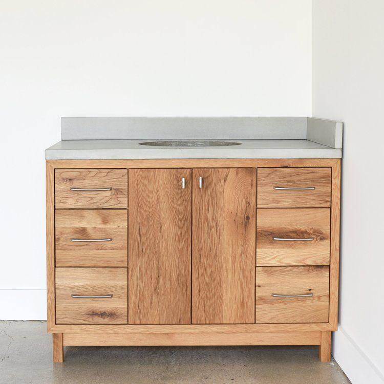 30++ Solid wood bathroom vanity info