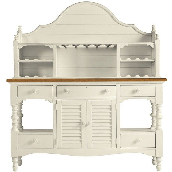 Stanley Furniture 2 Piece Coastal Living Hutch Buffet Table   Home... (u20ac