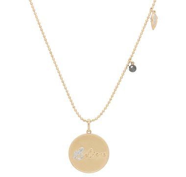 Kristian alfonso sterling silver diamond hematite believe circle kristian alfonso sterling silver diamond hematite believe circle pendant necklace mozeypictures Images