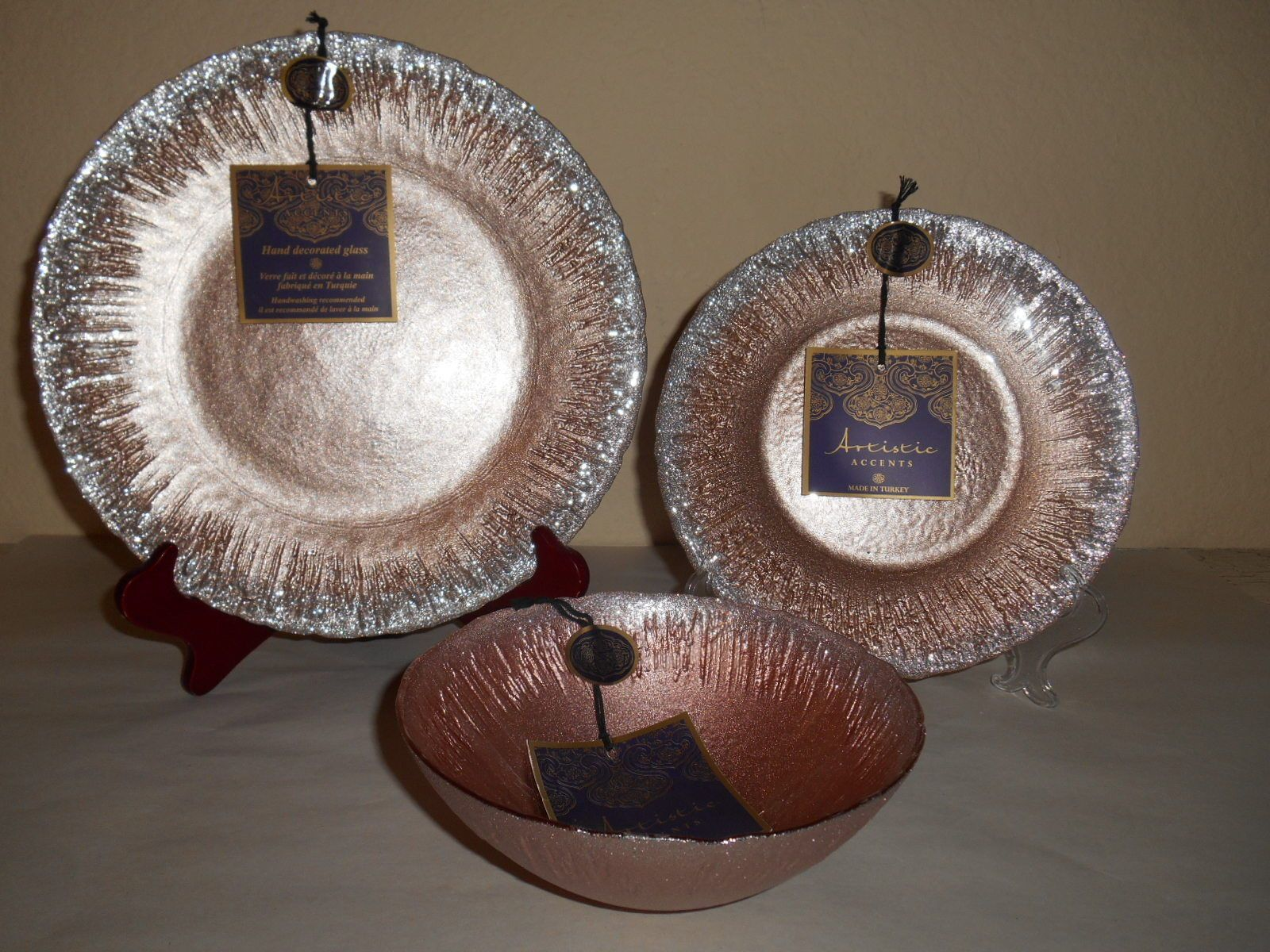 artistic accents dishes made in turkey