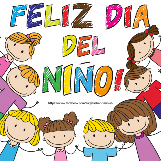 Feliz Día del Niño!!!