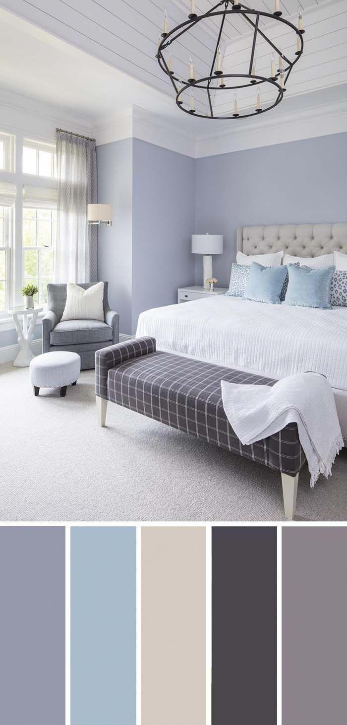 ▷ 12 + idées pour peindre une chambre en deux couleurs ...