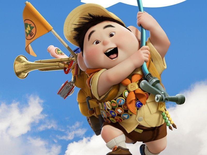 اجمل صور خلفيات Hd للاب توب والكمبيوتر ميكساتك Up Pixar