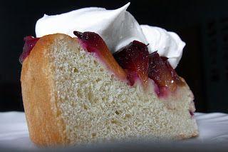 Homeveganer: Pflaumenkuchen mit Kokos-Schlagcreme