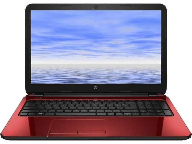 Hp 15 Intel Pantium Red Black Laptop Price Dubai Laptop Store