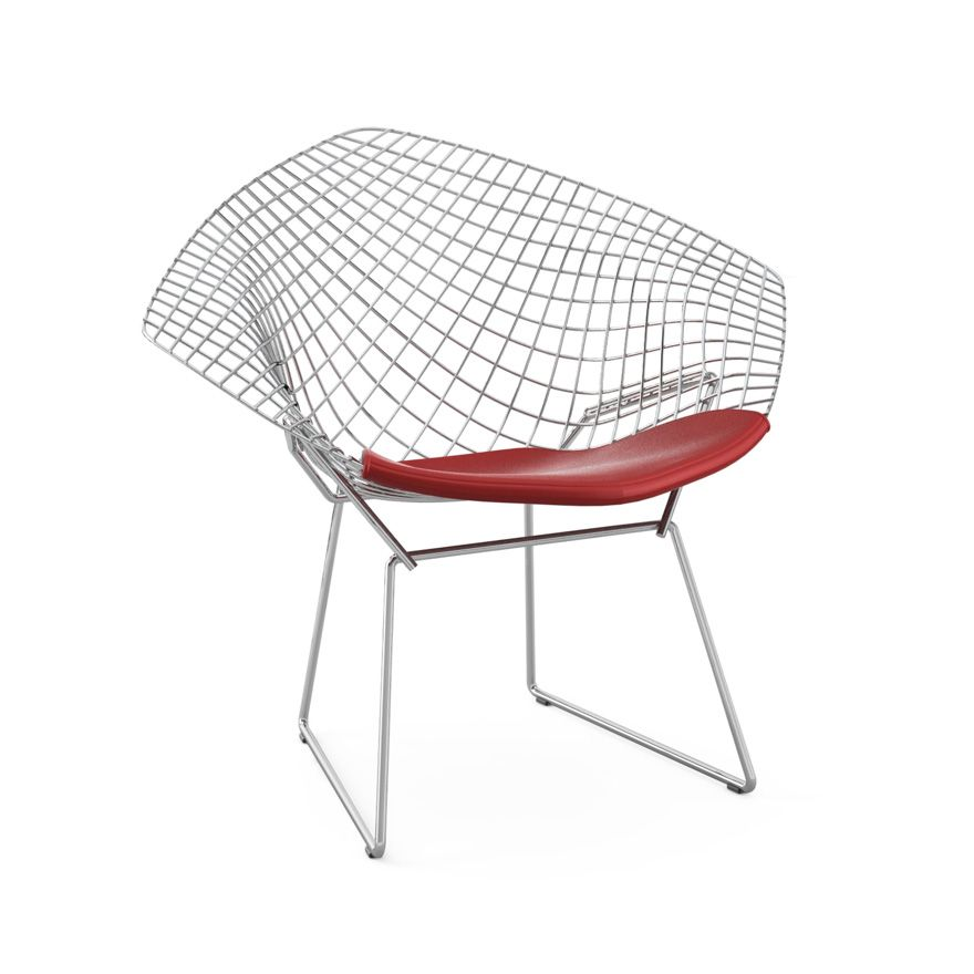 Harry Bertoia Diamond Chair 1952  sc 1 st  Pinterest : bertoia chaise - Sectionals, Sofas & Couches