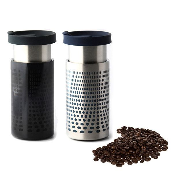 Presse Coffee Brewer Travel Mug Brewers And