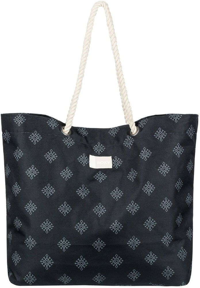 db8023be654ce ROXY Fashion Bag TROPICAL VIBE Tasche 2018 anthracite pearly tiles Fashion  Bag