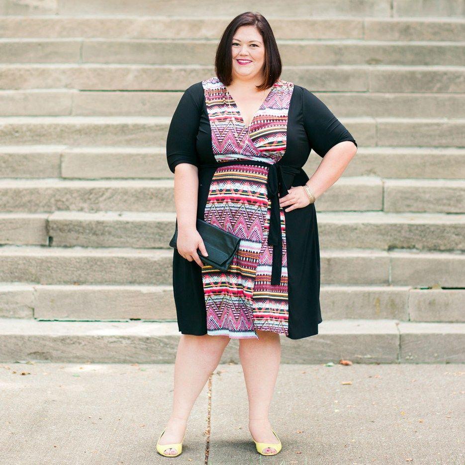 Print Tastic Huge Kiyonna Sale Plus Size Outfits Plus Size Vintage Dresses Plus Size Fashionista [ 936 x 935 Pixel ]